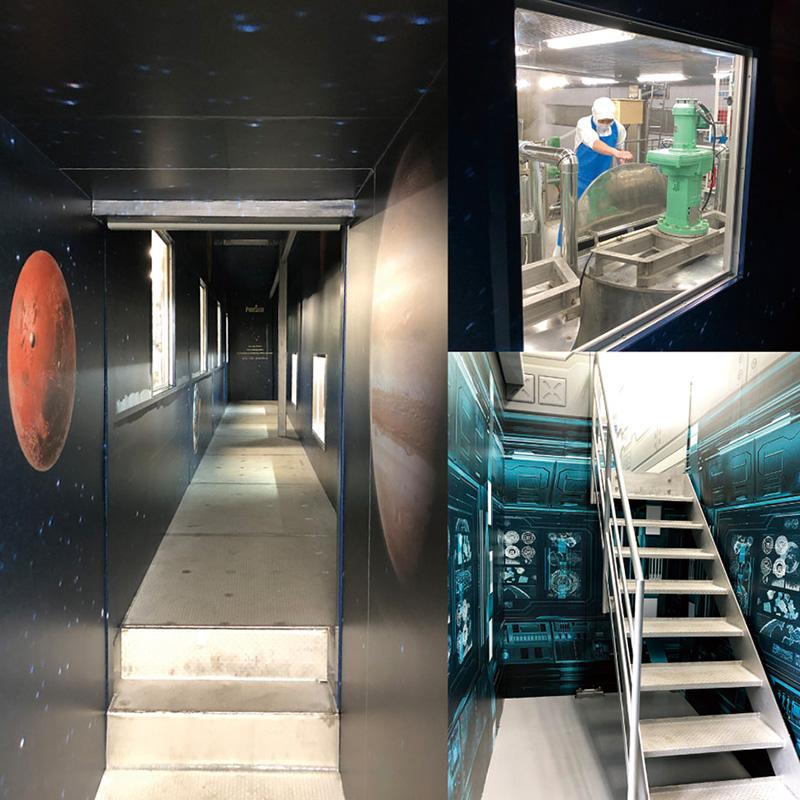 星のトンネル
