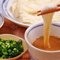 桜井花筵堂ごまみそつゆでつけ麺